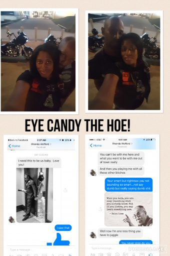 "Rhonda""Eye Candy"" Wofford — Little Rock, Arkansas"