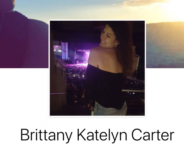 Brittany Carter — Boston, Massechusetts