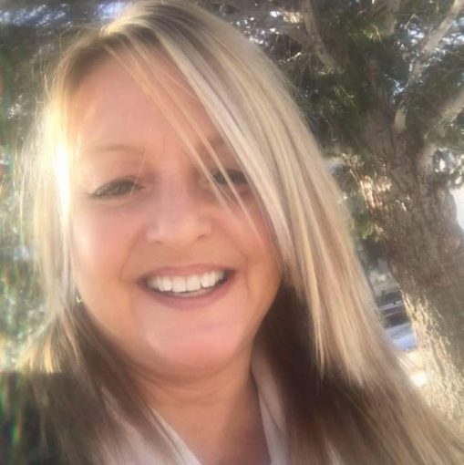 Candice Johnson — Quartzsite, Arizona