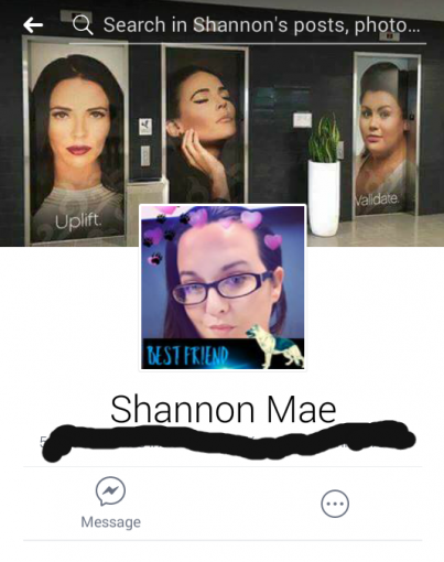 Shannon Mae — Portsmouth, Virginia