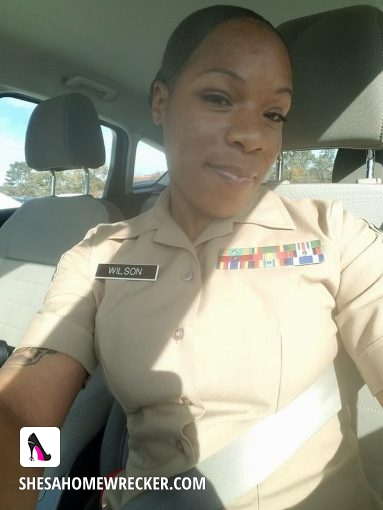 Sgt. Nyree Wilson — Baltimore, Maryland