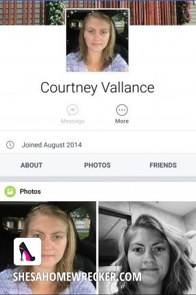 Courtney Vallance — Canton, New York