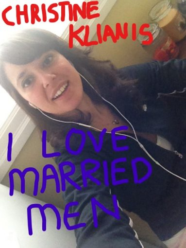 Christine Klianis — One married man is not enough for her!