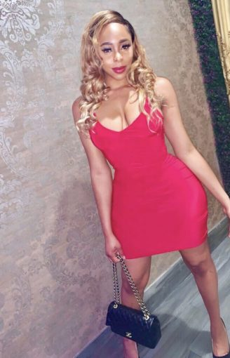 Jacqueline Odigie  — She openly sleep with married men!