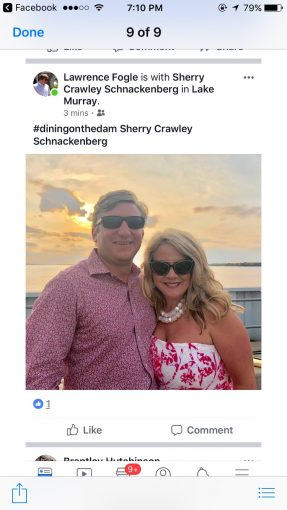 Sherry Crawley Schnackenberg — Trashy Sloot Steals Husbands and Buys Them
