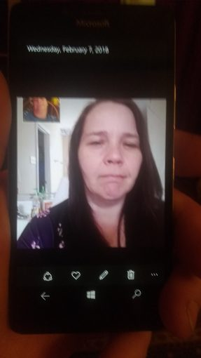 Leah Irvin Cheated ,and lied to and about her sick and dying husband.